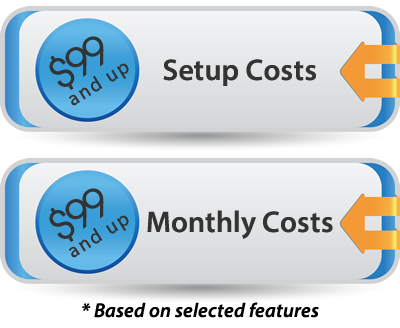 Business Web Site Pricing